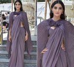 Gaurav Gupta Latest Saree Blouse Trends 2019 Designs Sonam Kapoor Cape