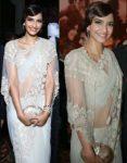 Latest Saree Blouse Trends 2019 Designs Sonam Kapoor Cape