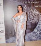 Manish Malhotra Latest Designer Sarees 2019 Blouse Design