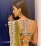 Manish Malhotra Saree Blouse Design 2019 Back Trends