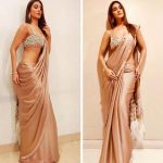 Manish Malhotra Saree Blouse Design 2019 Latest Trends Vaani Kapoor