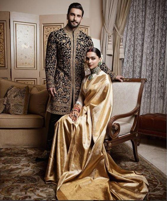 Sabyasachi Latest Designer Saree Blouses 2019 Deepika Padukone