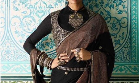 Sabyasachi Latest Designer Saree Blouses 2019 Full Sleeves