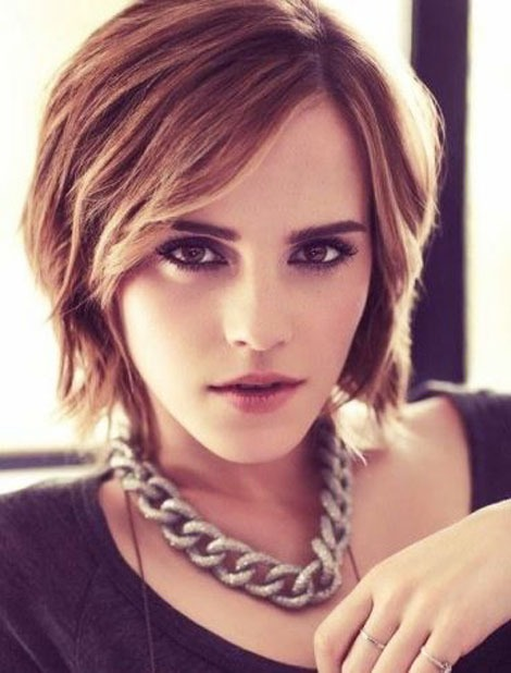 emma watson grown out pixie short hairstyles for women celeb haircut