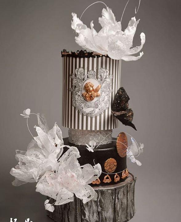 Beautiful Birthday Cakes 2019 Sculptural wuyingart