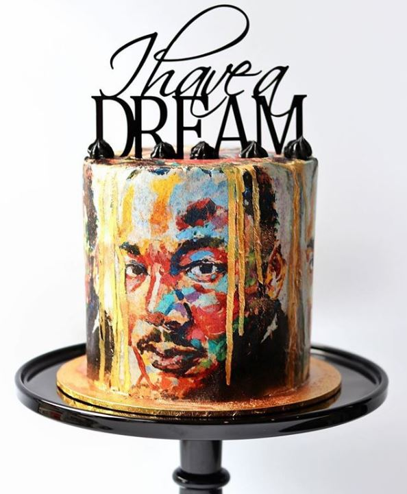 Best Birthday Cake Ideas 2019 Impressionist Art cakeittome by