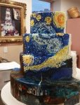 Best Birthday Cake Ideas 2019 Impressionist Paintings dutchessofdesserts