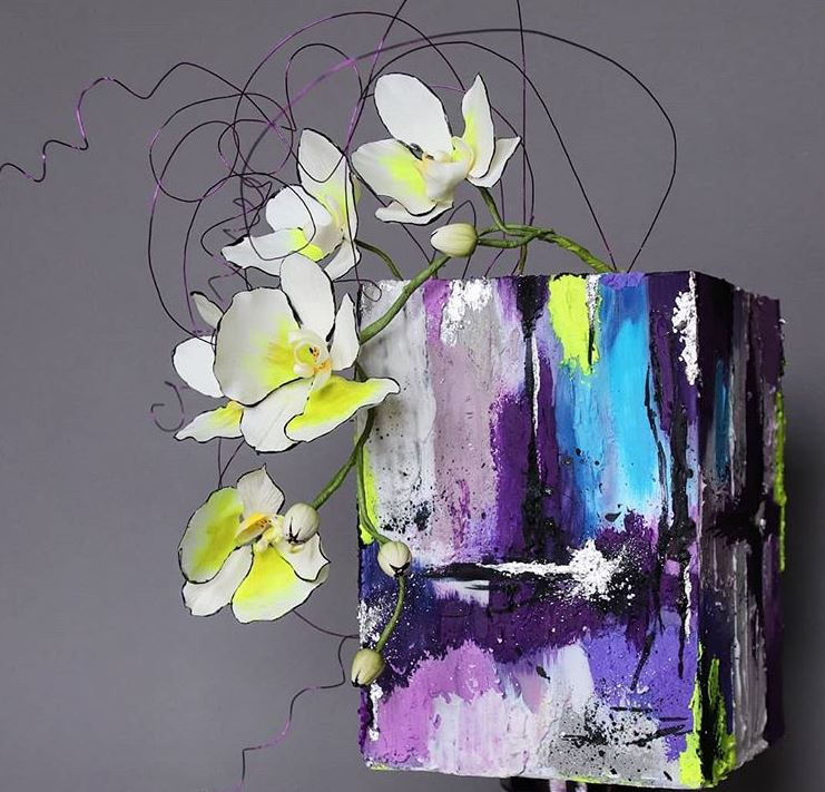 Best Birthday Cake Ideas 2019 Impressionist Paintings lima.cakes