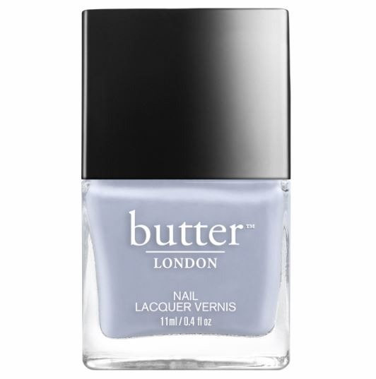 Butter London-Cloudy Grey Winter 2019 Nail Colors