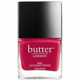 Butter London-Deep Fuschia Pink-Spring Summer 2019 Nail Colors