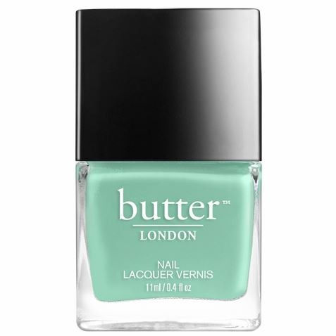 Butter London-Seafoam Green-Summer Nail 2019 Polish Colors