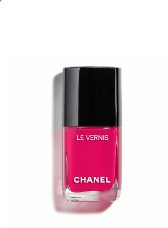 Chanel-Deep Fuschia Pink-Spring Summer 2019 Nail Colors