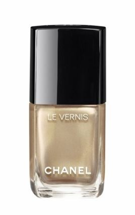 Chanel-Dusty Gold Best Nail Polish Shades Summer 2019