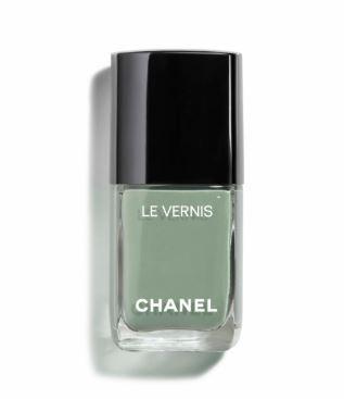 Chanel-Seafoam Green-Summer Nail 2019 Polish Colors