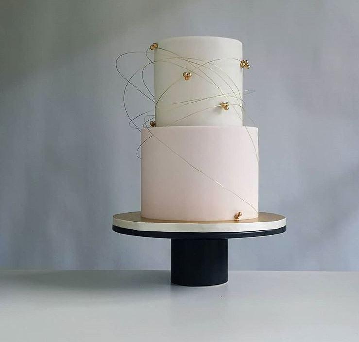 Designer Trendy Birthday Cakes 2019 Sexy Minimalist crummbcakes
