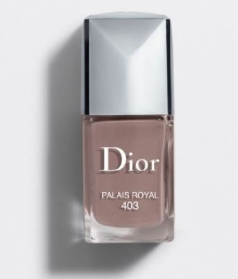Dior_Iced Mocha Nude Brown-Top Trending Nail Shades for 2019