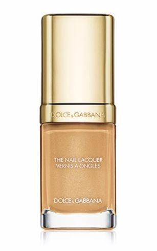 Dolce Gabbana-Dusty Gold Best Nail Polish Shades Summer 2019