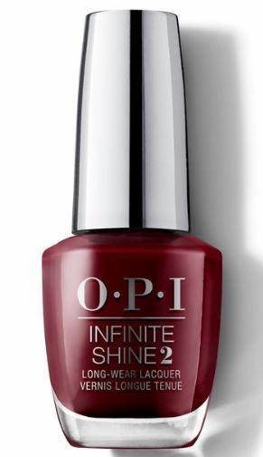 OPI-Dark Spice-Deep Wine-Top Trending Nail Colors 2019
