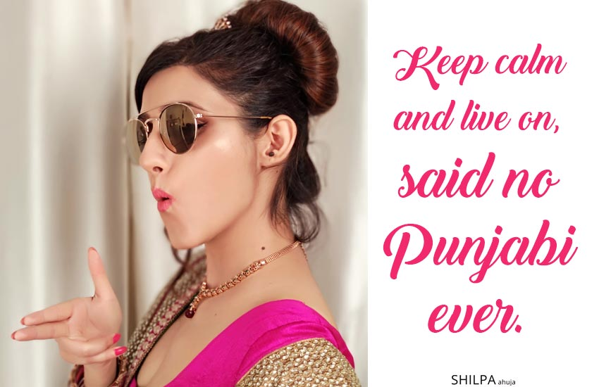 50 Punjabi Suit Quotes for Instagram