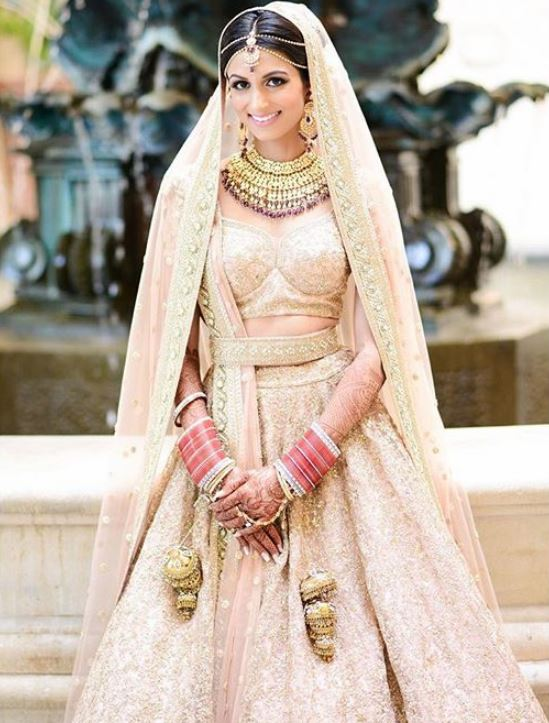 Sabyasachi Latest Indian Bridal Lehenga Trends Belts