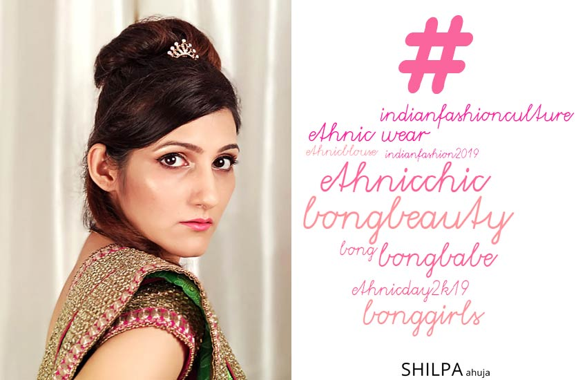 best popular indian Hashtags for Traditional Wear instagram