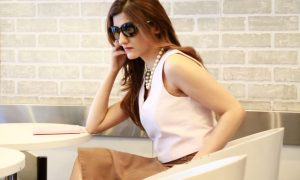 shilpa ahuja neutral-shades-colors-all-neutral-wardrobe-minimalist-fashion