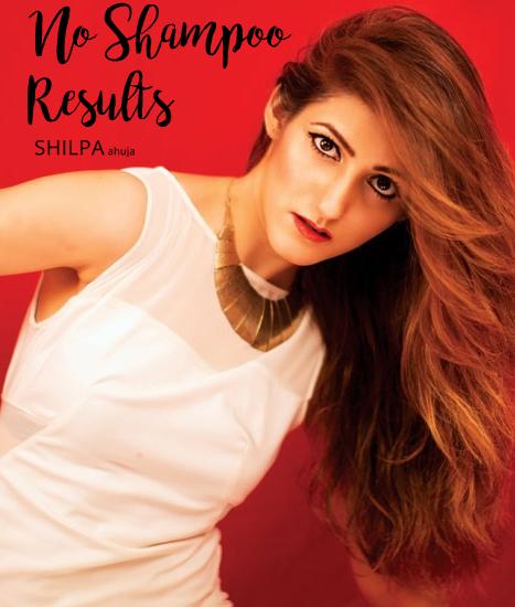 shilpa-ahuja-wash-without-baking-soda-experience HAIR-No-Shampoo-Results