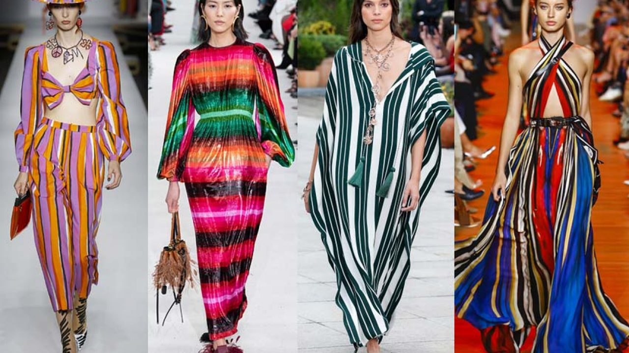 Fashion Print Trends for 2019: Spring Prints & Patterns are
