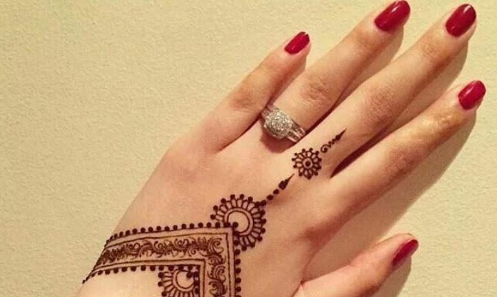 Latest Mehendi Designs Beautiful Trends for Girls (16)