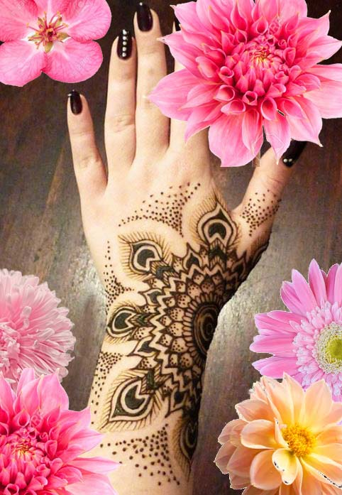 Latest Mehendi Designs Beautiful Trends for Girls (19)