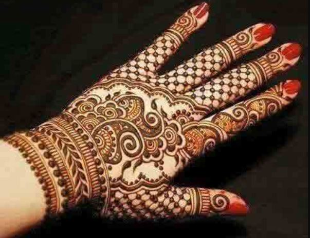 101 Latest Mehendi Designs Beautiful Trends For Girls At Shilpa Ahuja,Gas Fireplace Designs With Tile