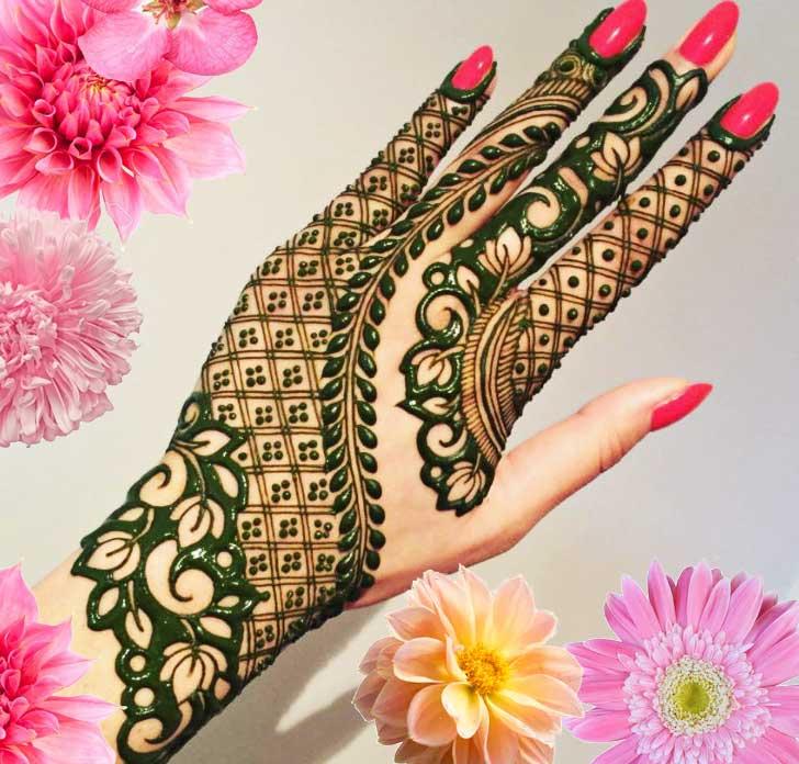 101 Latest Mehendi Designs Beautiful Trends For Girls At Shilpa Ahuja