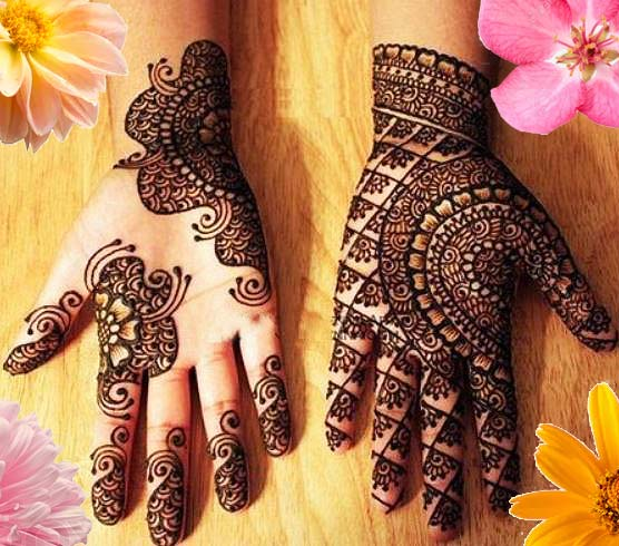 Latest Mehendi Designs Beautiful Trends for Girls (32)