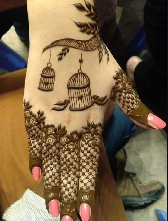 101 Latest Mehendi Designs Beautiful Trends For Girls At Shilpa Ahuja