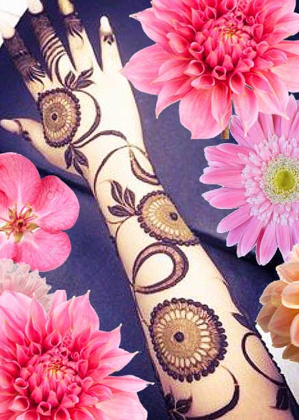 Latest Mehendi Designs Beautiful Trends for Girls (64)