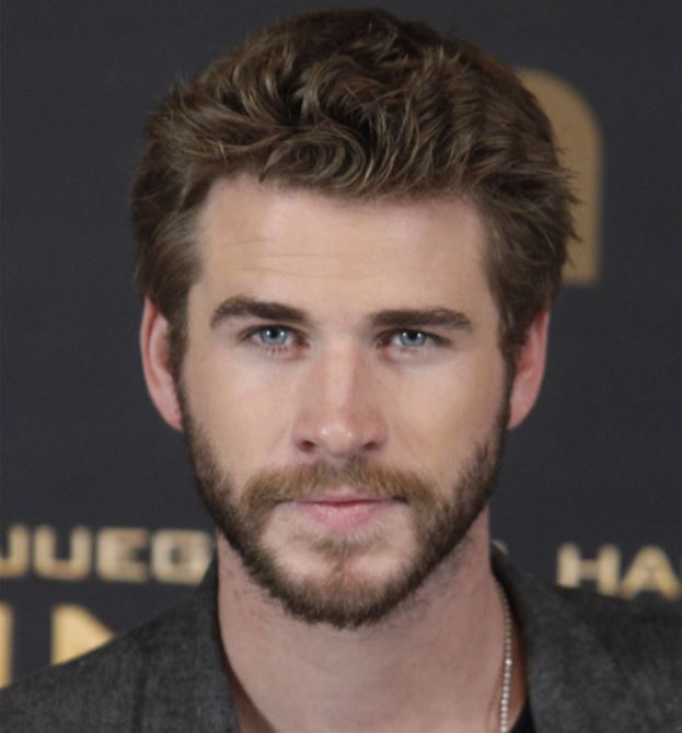 Liam Hemsworth most attractive male actors