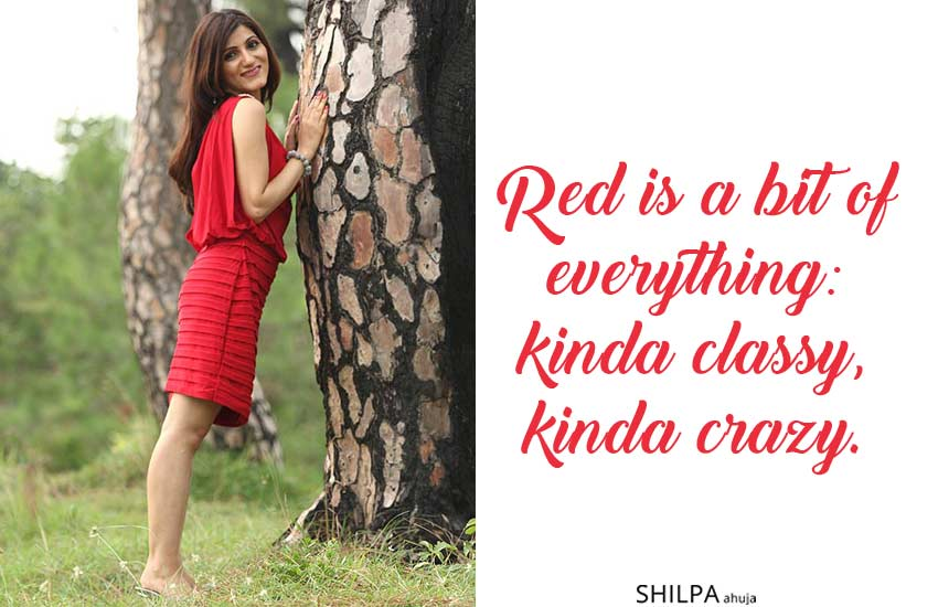 51 Red Dress Quotes for Instagram from Thoughtful to Badass