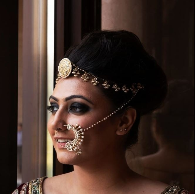 Ritu Beri Bridal Fashion Trends for 2019 Smokey Eye Makeup