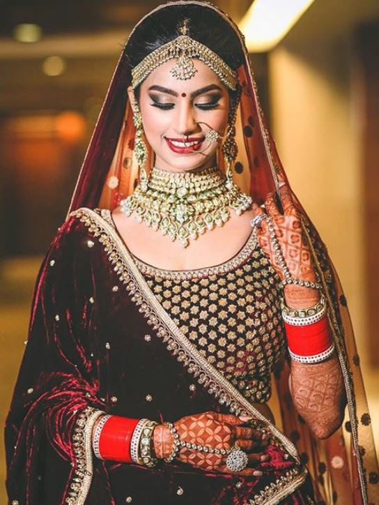 Sabyasachi Top Indian Wedding Jewelry Trends 2019 Styles Large Nosering