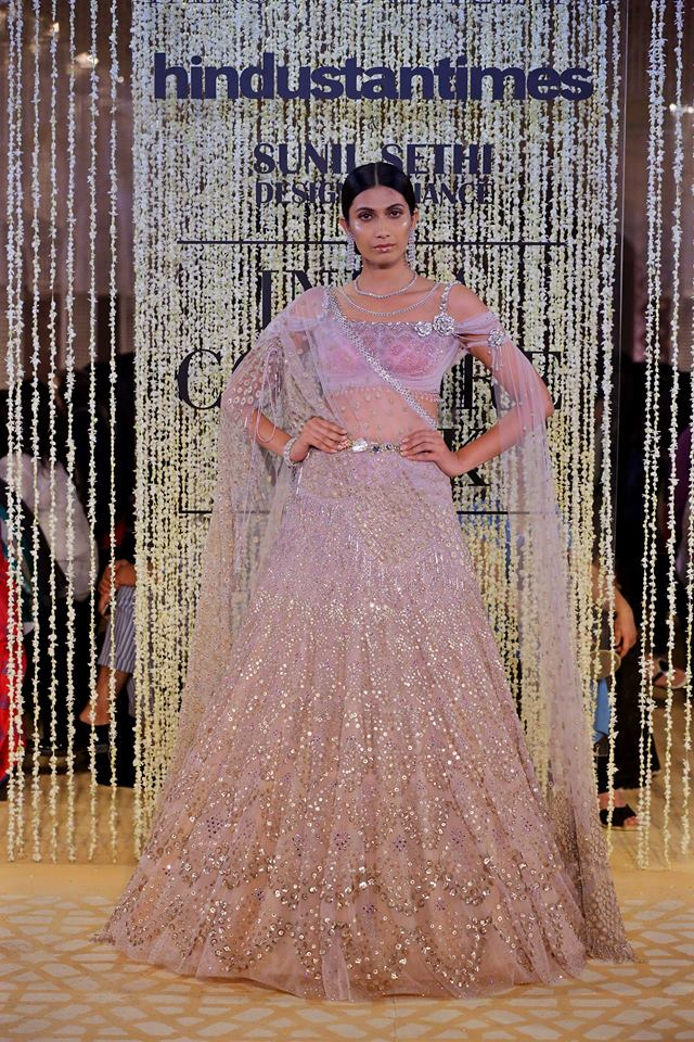 Tarun Tahiliani Bridal Lehnega Trends for 2019 Indo Western Style