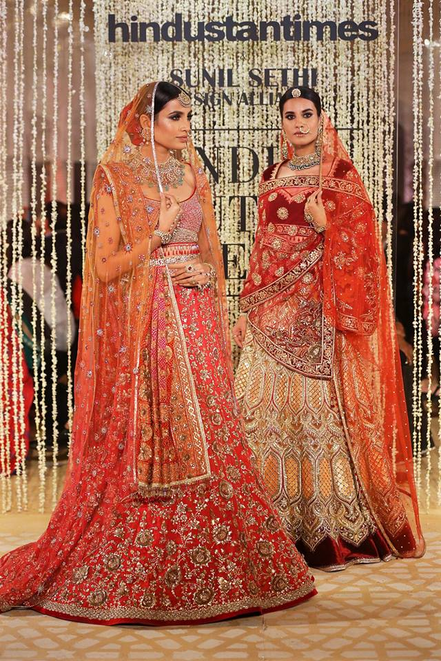Tarun Tahiliani Latest Bridal Lehenga Colors Trends 2019