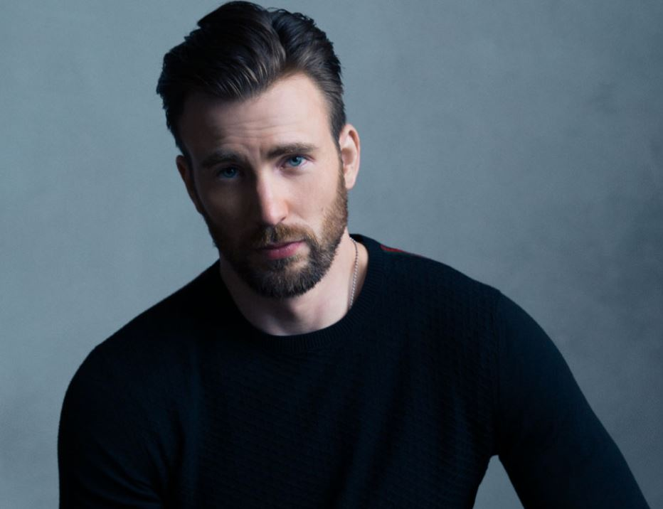 chris evans top 10 most handsome men in the world