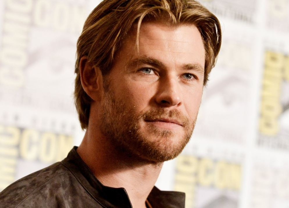 chris hemsworth most attractive male actors in the world Hottest Hollywood Actors