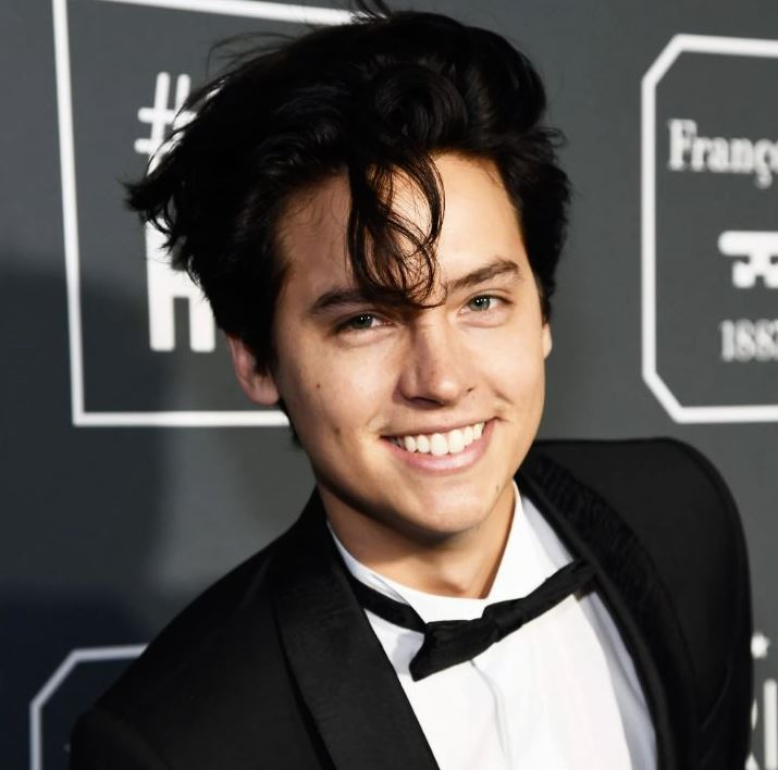 cole sprouse top male celebrity crushes