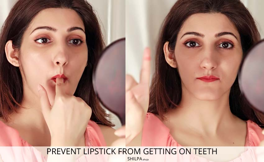how-to-prevent-lipstick-from-getting-on-teeth-makeup-hacks