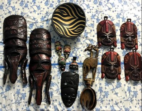 south africa souvenirs shopping native art local masks