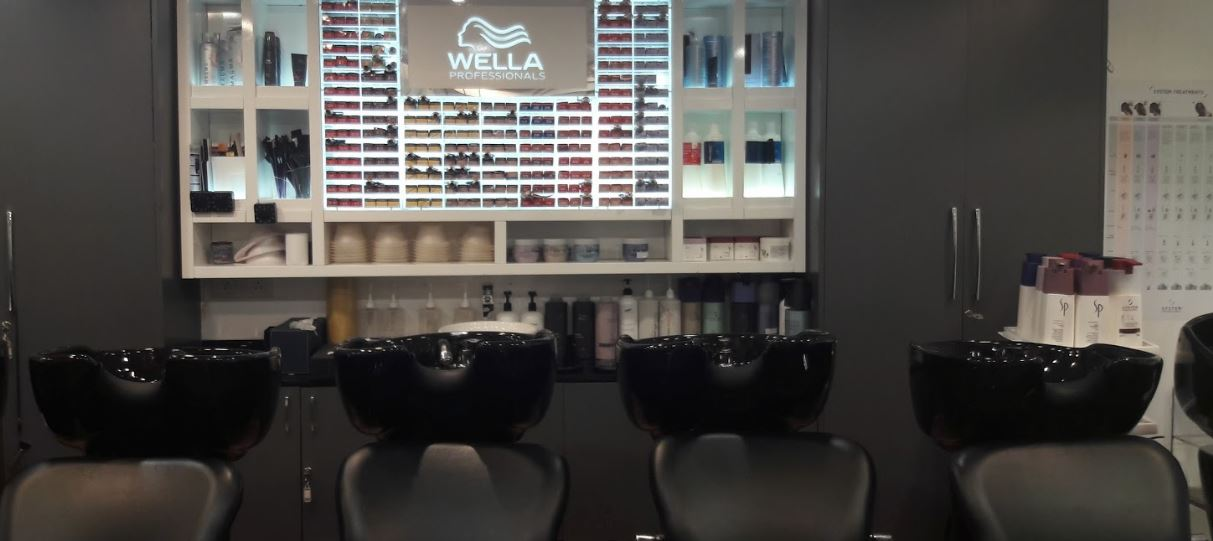 wella salon india costs hair coloring