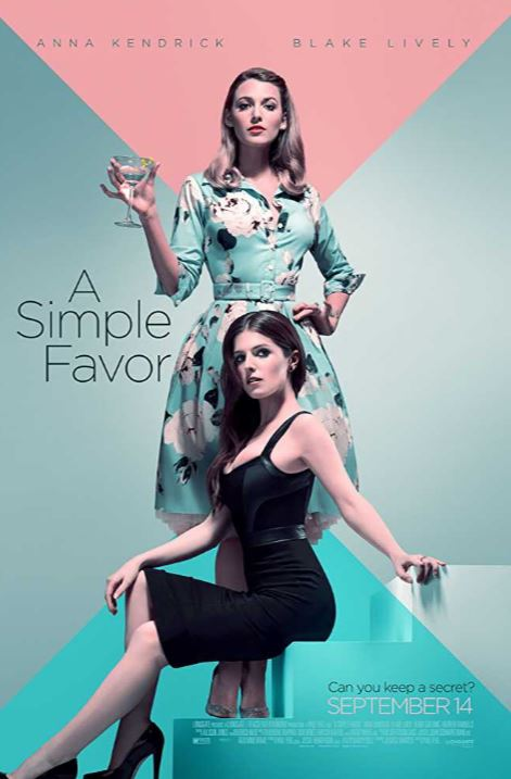 girly movies crime a simple favor