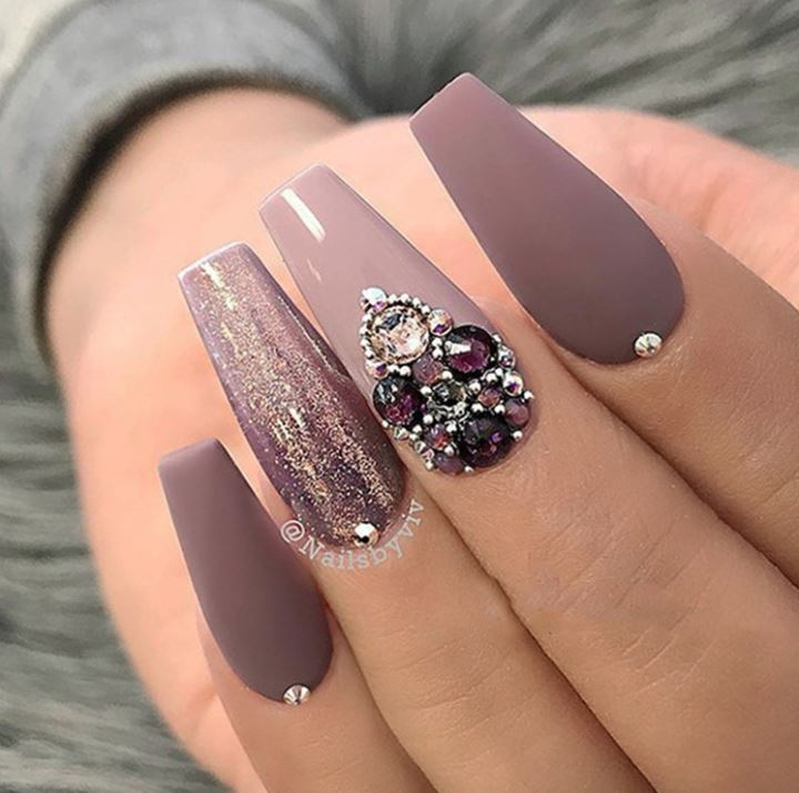 top Nail Design ideas for spring 2019 nailsbyviv