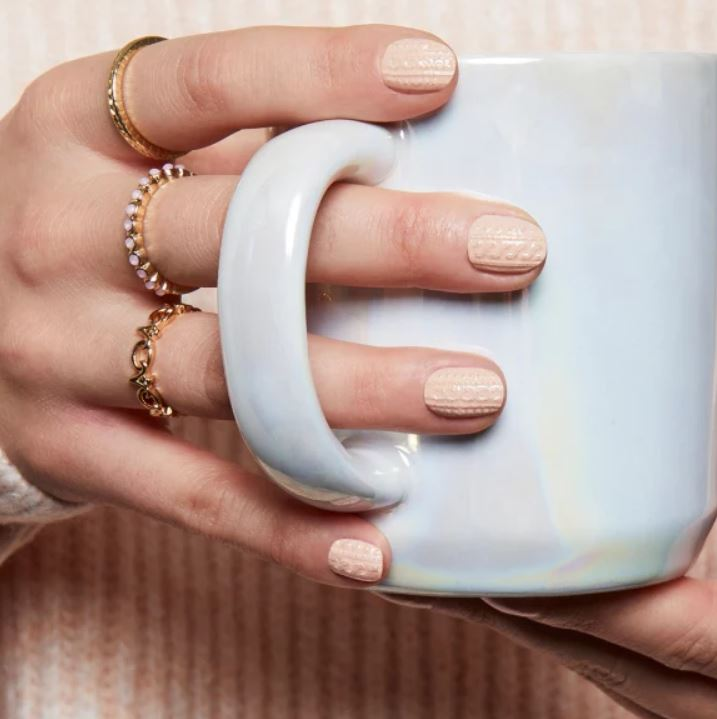 top Nail Design ideas for spring 2019 sally hansen 3d effect